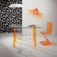 Buy cheap Modern Acrylic lectern podium Dining Table Set For Living Room product