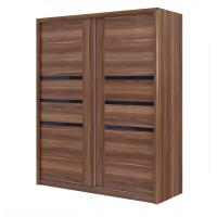 Buy cheap Cloth Armoire in Wall with sliding door by slip fitting can Bespoke by local size in Moisture-proof Plywood from wholesalers
