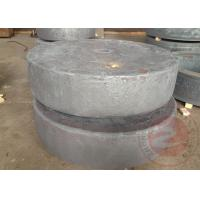 Buy cheap High - speed Hydraulic Internal Ring UT Gear Flange Forging For Rail from wholesalers