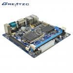 Buy cheap MINI ITX Dual LAN Mainboard 2 Network Card LGA1155 Socket Motherboard from wholesalers