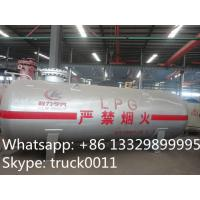 Buy cheap CLW brand bullet type 10,000L lpg gas storage tank for sale, ASME standard 10M3 bulk surface lpg gas tank for sale from wholesalers