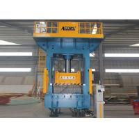 Buy cheap Automated 100 Ton Hydraulic Press Machine For Four Column Hydraulic Deep Drawing from wholesalers