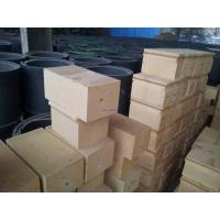 Buy cheap High Softening Point Silica Brick Refractory For Glass Furnace , Hot-blast Stove from wholesalers