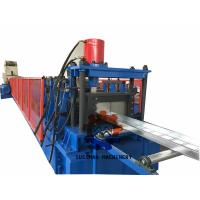 Buy cheap 1-2mm Galvanizing Steel  , Perforated Cable Tray Cold Roll Forming Machine product