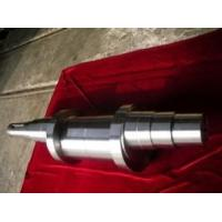 Buy cheap AISI 4317(17CrNiMo6,18CrNiMo 7-6)Forged Forging Crankshaft/Eccentric Shaft/Crank Shaft from wholesalers