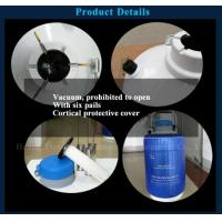 Buy cheap wholesale TianChi 6L aluminum cryogenic liquid nitrogen tank price in RO from wholesalers
