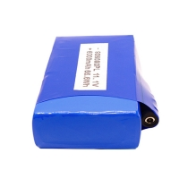 Buy cheap Short Circuit Protection 6000mAh 11.1 V Lipo Battery Pack from wholesalers