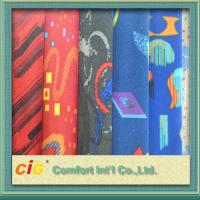 Buy cheap Fashion Soft Auto Interior Upholstery Fabric Polyester Colorful Print from wholesalers