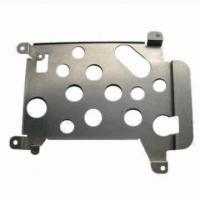 Buy cheap metal-bracket-parts for Electric Appliance Use,made of SECC material, OEM Orders are Welcome. good price from wholesalers