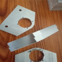 Buy cheap Engraving And Milling Panel 6063 CNC Aluminum Sheet Or Parts from wholesalers