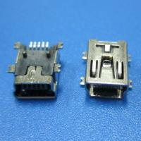 Buy cheap Female Mini USB Connector 5Pin SMT Type from wholesalers