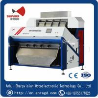 Buy cheap Belt-type Optical RGB Ore Stone Color Sorter RS512 with 5000+ Pixel CCD camera and Sensitive Touchable LCD Screen from wholesalers