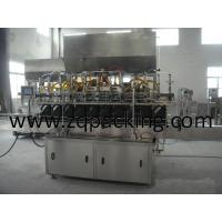 Buy cheap Gear lube oil bottle filling machine from wholesalers