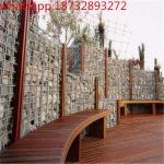 Buy cheap Gabion Box / galfan hexagonal Gabion Box / Stone retaining wall / Cage Mattress from wholesalers