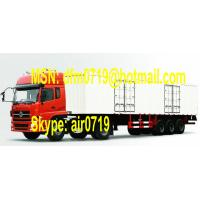Buy cheap 3 Axles Dongfeng EQ9382XXYT Box Semi-Trailer,Dongfeng Semi-Remolque,Dongfeng Semi-Remorque from wholesalers