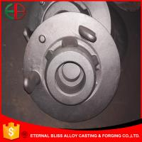 Buy cheap Custom Iron Cast Ductile Spheroidal Graphite Products EB16056 from wholesalers