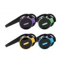 Buy cheap Noise Reduction Wireless Stereo Bluetooth Headset With Recording FM Radio from wholesalers
