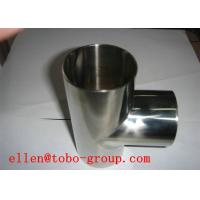 Buy cheap TOBO STEEL Group  composite pipe elbow tee fittings from wholesalers