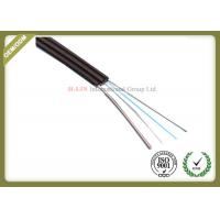 Buy cheap Singlemode FTTH Fiber Optic Cable Metal Strength Member For High Speed Optical Routes from wholesalers