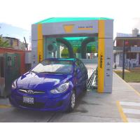 Buy cheap Electric Reliable Car Washing Machine , High Speed Tunnel Car Washer from wholesalers