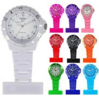 Buy cheap Custom Silicone nurse watch from wholesalers