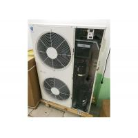 Air Cooled 0 ℃ Refrigeration Condensing Unit 5HP Copeland Compressor For Blast Freezer