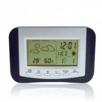 Buy cheap Digital Thermometers HD-5302B with Two AAA Batteries and Time, Temperature, Date Display from wholesalers