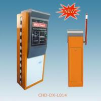 Buy cheap Semi-Automatic Smart Card Parking Lot System product