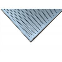 Buy cheap Perforated Rectangular Baking Tray , Commercial Bakery Equipment Cake Pans from wholesalers