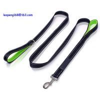Buy cheap Reflective Nylon Hands Free Dog Leash Pet Safety Walking and Trainning Leash factory price from wholesalers