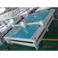 Buy cheap Convenient Half Cut Set Sheet Board Cutting Machine Servo Control Line And Driver from wholesalers