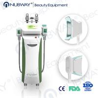 Buy cheap Hot Promotion!!! Clinic/Salon/Spa use body slimming 4 in 1 cryolipolysis lipolaser cavitation rf equipment&machine from wholesalers