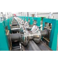 Buy cheap 315t Pressing Punching Guard Rail Roll Forming Machine Gear Box Driving PLC Control from wholesalers