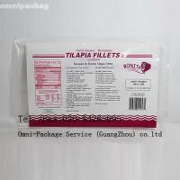 Buy cheap Eco-friendly Food Grade Heat Sealed Laminated Frozen Food Bag For Fish, Seafood, Sausage from wholesalers