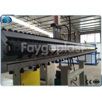 Buy cheap Mono Layer / Multi Layer PP Sheet Extrusion Line With Single Screw Extruder 150kg/hr from wholesalers