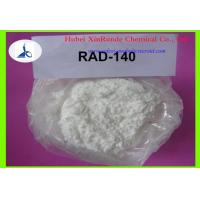 Buy cheap RAD-140 Testolone SARMS Raw Hormone Powders 1182367-47-0 Endurance Speed Strength Gain from Wholesalers