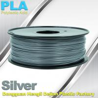 Buy cheap Colorful PLA 3d Printer Filament 1.75mm and 3.0mm  Materials Makerbot product
