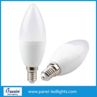 Buy cheap 480LM High CRI E27 E14 LED Bulb Light 6W Led Candle Lamp High Efficiency from wholesalers