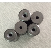 Buy cheap Custom Ferrite Disc Magnets Y30BH Grade D15.2Xd3.2Xd8XH6 With Countersunk Hole from wholesalers