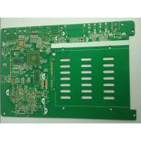 Buy cheap CEM-3 2 Layer PCB Fabrication and Assembly , Electronics PCBA  Manufacturer from wholesalers