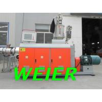 Buy cheap SJ-150 Plastic Sheet / Board Extruder Machine 500kg/H For Door And Window from wholesalers