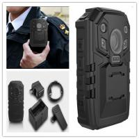 Buy cheap Ambarella 5MP CMOS Police Body Worn CCTV Cameras with H.264 Multiple Recording Resolution product