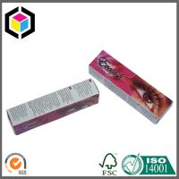 Buy cheap Cosmetic Eyeliner Paper Carton Box; Color Printed Paper Packaging Box from wholesalers