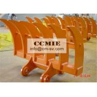 Alloy Steel Excavator Ripper Shank , XCMG Motor Grader Tractor Ripper Attachment