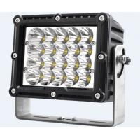 Buy cheap Super Lumen CE Square Car LED Headlights 12v 100w Power IP67 Waterproof from wholesalers