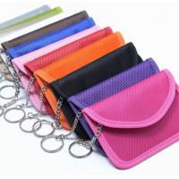 Buy cheap RFID Shielding Pouch Wallet case RFID Signal Blocking Bag for Cell Phone Privacy Protection and Car Key FOB from wholesalers