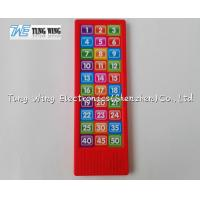 Buy cheap ABS Durable 30 Button Sound Module For Child Sound Book, Child Board Book from wholesalers