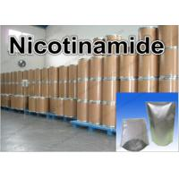 Buy cheap Cosmetics Intermediates Vitamin B3 Nicotinamide Pharmaceutical Raw Material CAS 98-92-0 from wholesalers