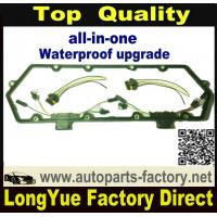Buy cheap longyue 94-97 Powerstroke 7.3 7.3L Ford Valve Cover Gasket w/Fuel Injector VC Glow Plug Harness from wholesalers