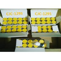 Buy cheap Medical Human Growth Peptides CJC-1295 Without DAC For Muscle Growth from wholesalers